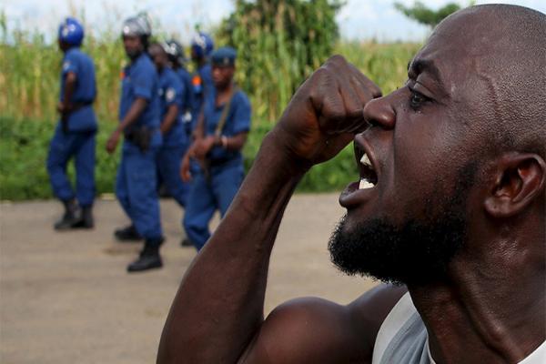 Burundi: ormai è guerra