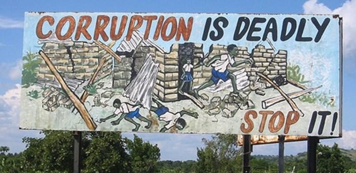 Da dove viene la corruzione in Africa