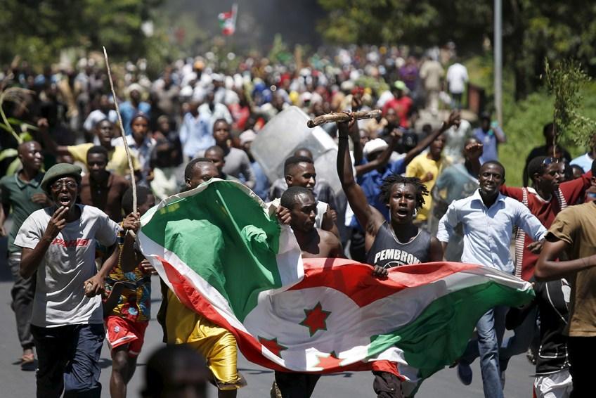 Burundi: meglio tardi che mai...