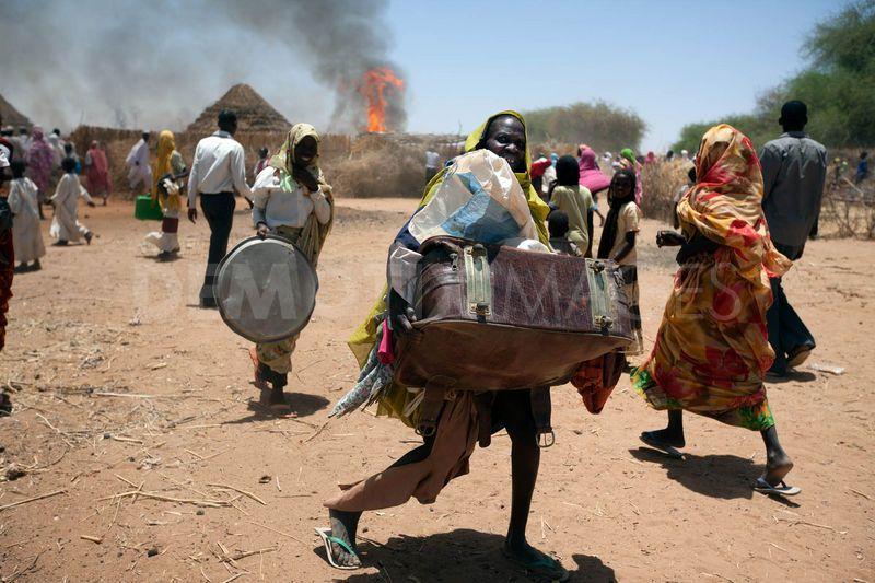Darfur: un referendum surreale