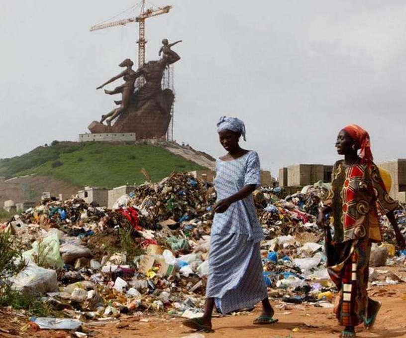 Senegal: un monumento controverso