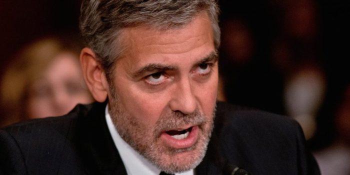 Su Sudan Clooney