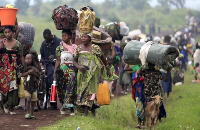 Congo Kasai migrazione