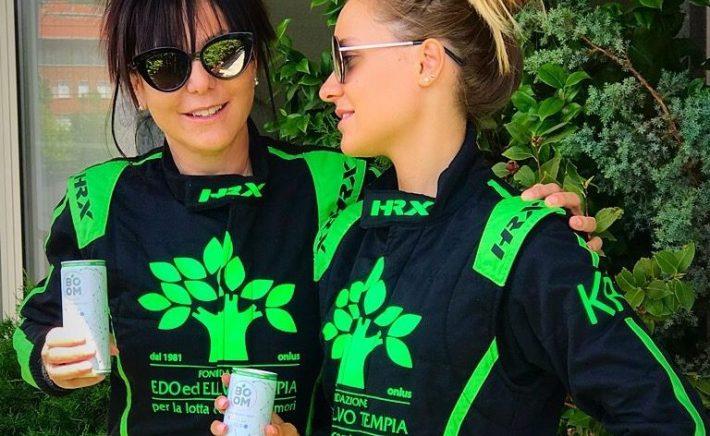 NaturalBOOM® al Rally Roma Capitale con Patrizia Perosino e la Fondazione Tempia