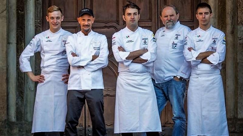 Il Piemonte guida il Team Italia alla finale mondiale del Bocuse d'Or