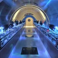 Y-40® - Dive Me To The Moon: nella piscina più profonda del mondo la ricostruzione del modulo lunare