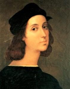 Raffaello Sanzio - Autoritratto