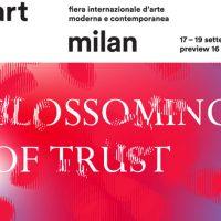 Miart 2021 torna a Milano dal 17 al 19 settembre 2021
