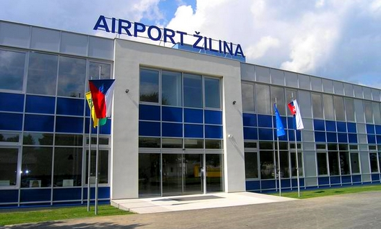 Aeroporto-Zilina
