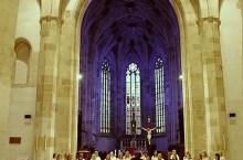 Duomo di San Martino, Bratislava, interno