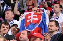 Fans slovacchi di hockey (IIHF)