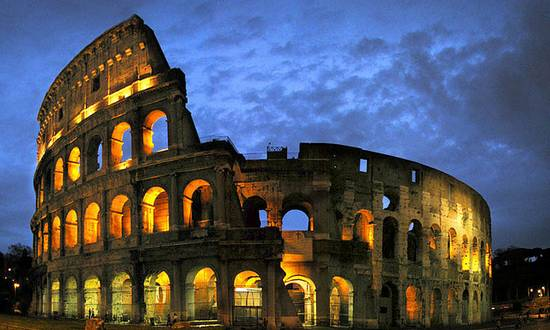 Italia, Roma, Colosseo (storm-crypt@flickr)