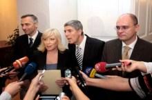 La coalizione slovacca di centro-destra
