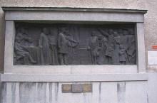 Memorandum della Nazione Slovacca, monumento a Martin