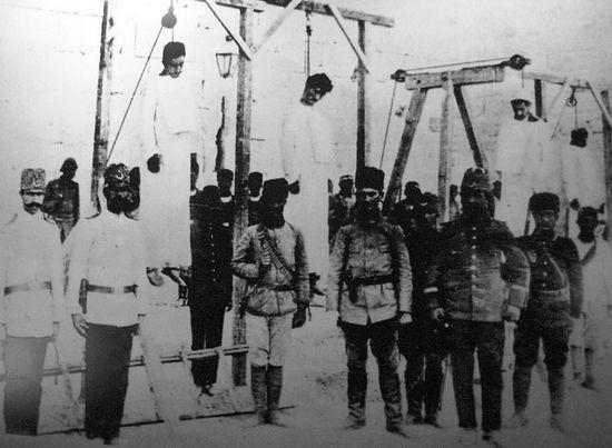Anniversari – Armeni, il genocidio dimenticato che resta pietra d'inciampo