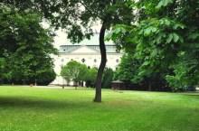 Palazzo del Governo, il giardino