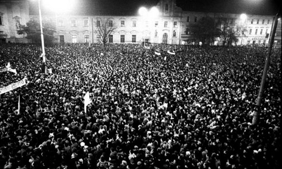 Piazza SNP, 16-11-1989