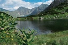Slovacchia, i monti Tatra occidentali
