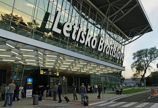 aeroporto-Bratislava