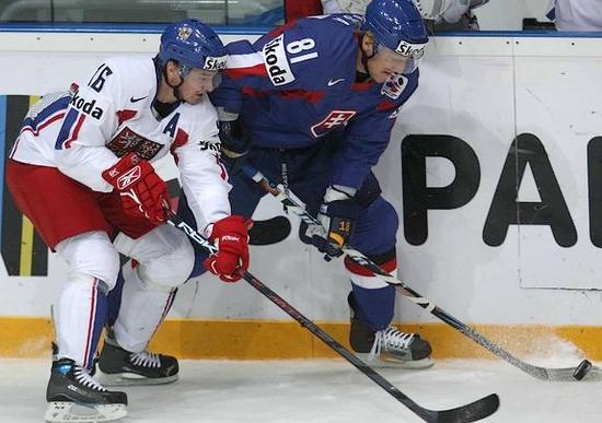 campionati del mondo si hockey - Slovakia 2011