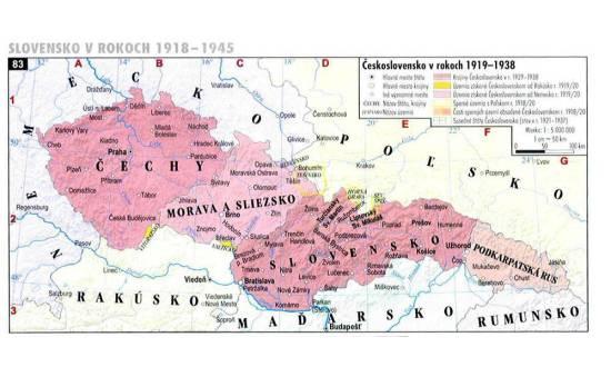 cecoslovacchia1919