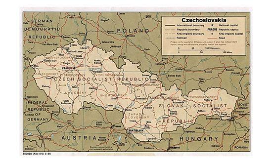 cecoslovacchia_mappa