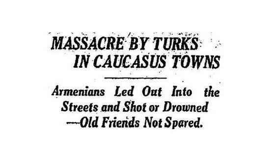 genocidio-armeno_titolo-NewYorkTimes-1915_(foto_wikipedia_CC)