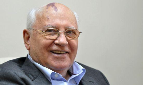 Gorbaciov troppo malato, per il momento non potrà ricevere la cittadinanza onoraria di Kosice