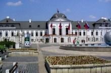 Palazzo Grassalkovic, sede della Presidenza della Repubblica Slovacca