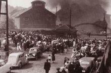 l'incidente al Bois du Cazier, Marcinelle, 1956