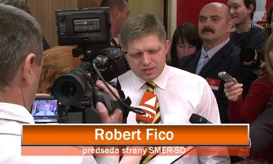 smer-sd, robert fico