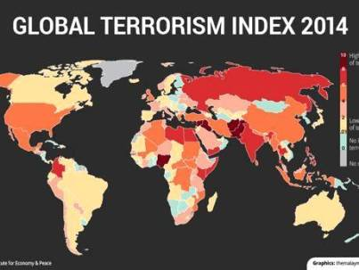 terrorism global index 2014