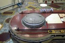 un interno della centrale nucleare di Bohunice (foto vuje-sk)