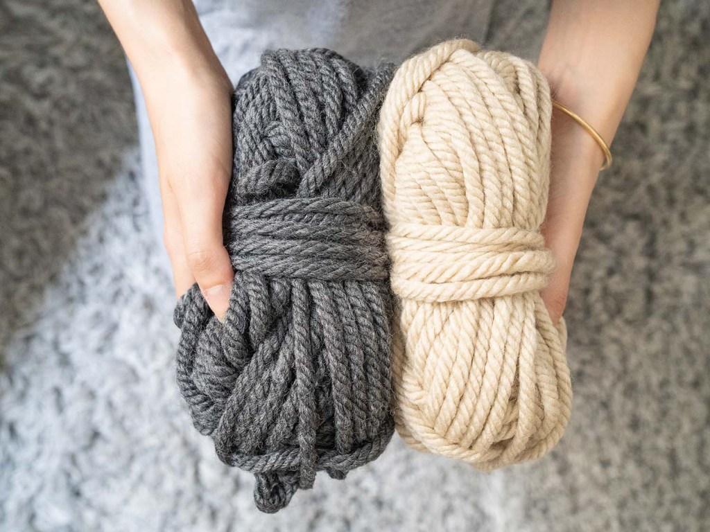 Come lavare un capo di lana