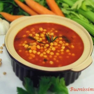 Sicilská polévka