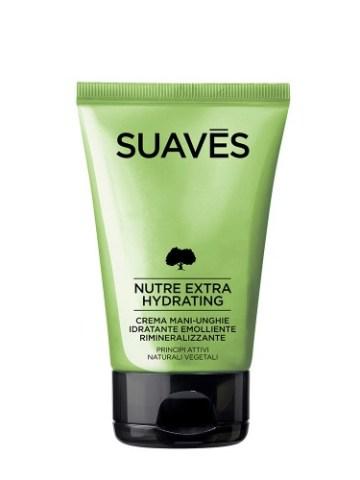 Hydratační, vyhlazující a mineralizující krém na ruce a nehty s olivovým olejem