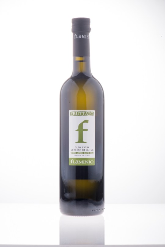 100% italský Extra panenský olivový olej Flaminio Fruttato