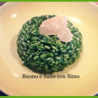 Risotto verde semi integrale