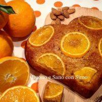 Torta pan d'arancio integrale