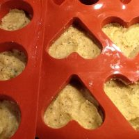 Sformatini di cavolfiore senza glutine
