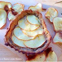 Crostata Frangipane di mele