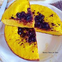 Torta di zucca all'arancia