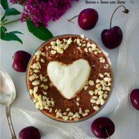 Mousse venga a al cioccolato