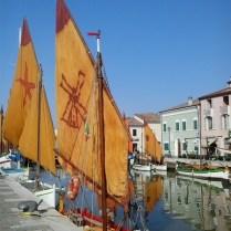 Cesenatico, museo galleggiante della Marineria