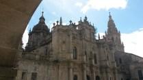 La Cattedrale a Santiago