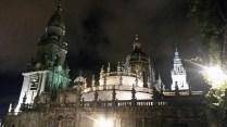 la cattedrale di notte