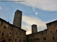 San Gimignano e torri