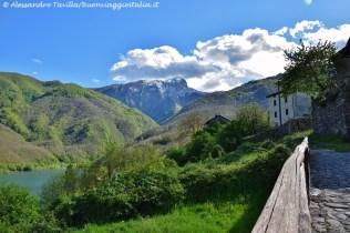 Sentiero panoramico a Vagli Sotto