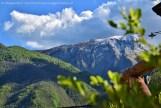 Scorci delle Alpi Apuane viste da Vagli Sotto