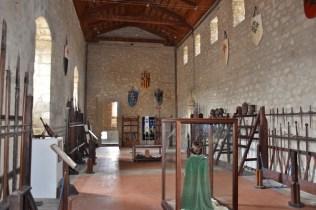 Museo delle Armi nel Castello di Montalbano Elicona